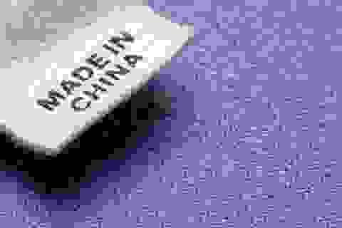 Sống ở Việt Nam, mở mắt ra thấy hàng Trung Quốc