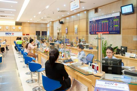 Hai lãnh đạo bị đình chỉ có cổ phần không đáng kể tại BIDV
