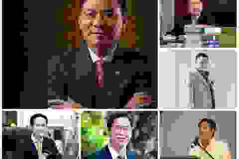"""Những đại gia tuổi Thân """"nức tiếng"""" Việt Nam"""