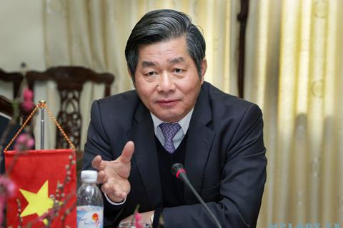 """Ông Bùi Quang Vinh: """"40 năm tâm huyết, lửa luôn bừng cháy trong tôi!"""""""