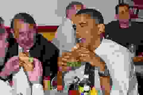 Đoán thực đơn của ông Obama khi tới Việt Nam