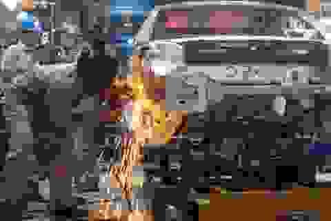 Sản xuất ô tô ở Việt Nam: Hàn, sơn, lắp ráp, kiểm tra