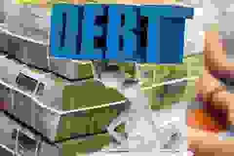 """Các """"ông lớn"""" Nhà nước nợ 1,55 triệu tỷ đồng"""