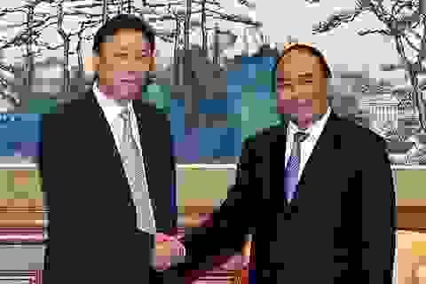 Thủ tướng đốc thúc tổng thầu Trung Quốc về tiến độ dự án đường sắt Cát Linh - Hà Đông