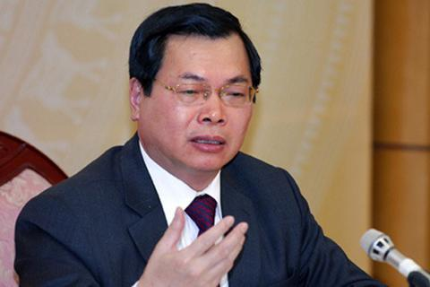 Thủ tướng chỉ đạo xử lý kỷ luật ông Vũ Huy Hoàng