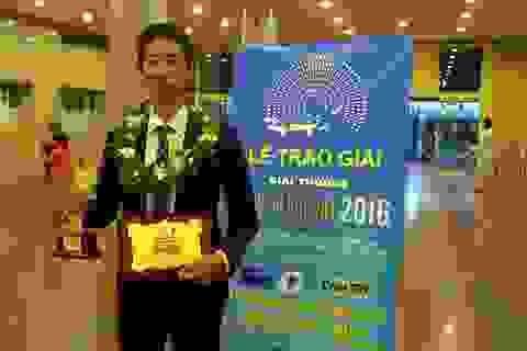 """Thủ lĩnh quán quân Nhân tài Đất Việt 2016: """"StartUp không phải màu hồng!"""""""