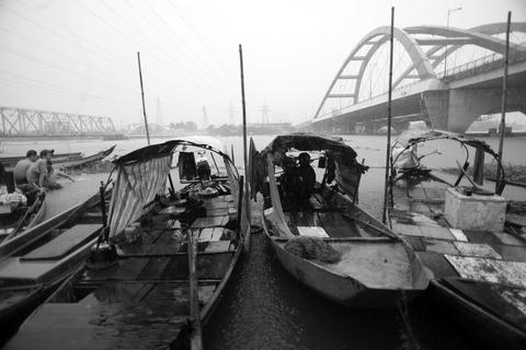 Làng chài cuối cùng trên sông Sài Gòn