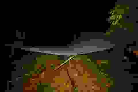 Vụ sập nhà làm 10 người thương vong: Đình chỉ công trình