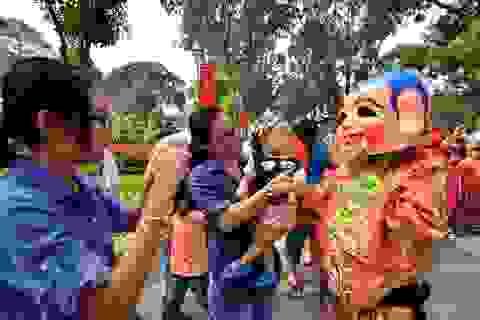Nhiều người Sài Gòn xuất ngoại du xuân