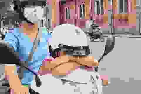 Những điều kiện an toàn cần thiết khi cho trẻ tham gia giao thông