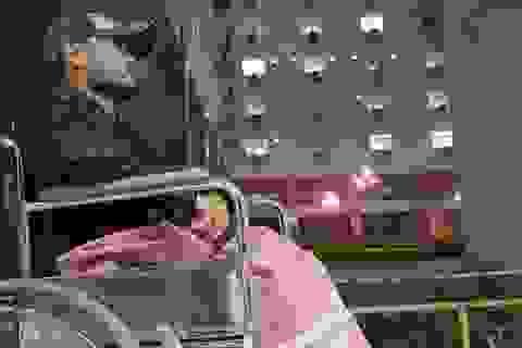 Nhạc sỹ Trần Lập đón sinh nhật tuổi 41 trên xe lăn