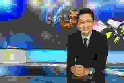 BTV điển trai nói giọng miền Trung bất ngờ nói lời tạm biệt Hà Nội