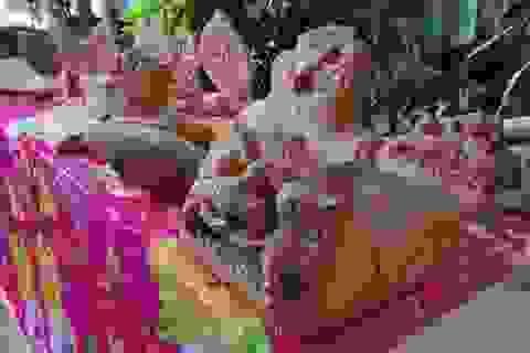 Phát hiện nhiều di vật quý ở Hành cung Lỗ Giang thời Trần