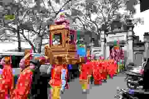 Bắc Ninh bội thu di sản văn hoá phi vật thể quốc gia vào dịp năm mới