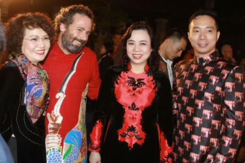 """Bà Ngô Thị Thanh Hằng: """"Lễ hội Áo dài đã nâng cao giá trị của tất cả mọi người"""""""