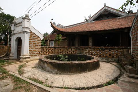 Tu bổ 17 miếu, điếm và giếng cổ tại Làng cổ Đường Lâm