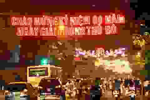 """Lại """"nóng"""" chuyện trang trí lại Hà Nội để xứng tầm Thủ đô"""