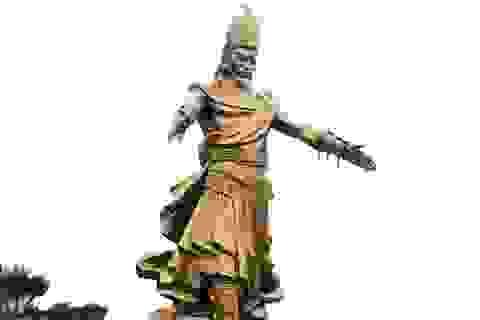 Trưng bày, lấy ý kiến nhân dân về mẫu tượng đài Hùng Vương