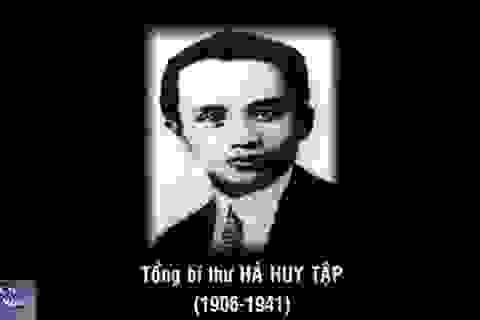 """""""Hà Huy Tập - Mãi mãi ngọn cờ chiến thắng"""""""