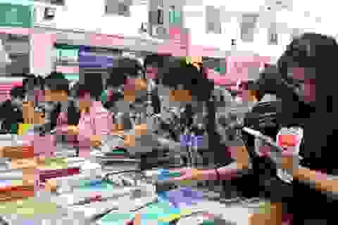 100 gian hàng, 30.000 đầu sách được giới thiệu trong Ngày Sách Việt Nam lần 3