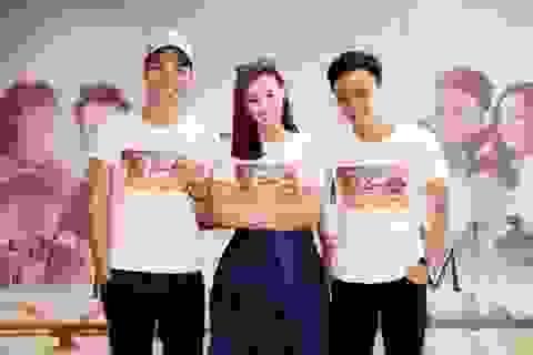Lã Thanh Huyền, Mạnh Trường và Hồng Đăng vướng tình tay ba