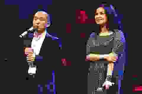 Quốc Trung - Thanh Lam tái hợp trong đêm nhạc Thanh Tùng