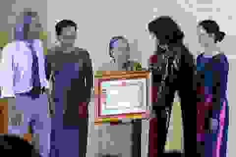 Trang trọng lễ tiếp nhận Quốc ca và truy tặng Huân chương cho cố nhạc sĩ Văn Cao