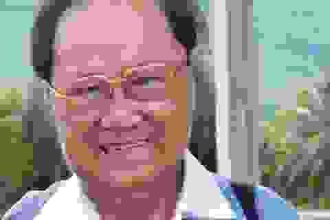 """Nhà báo """"khoa học"""" Hàm Châu qua đời ở tuổi 83"""