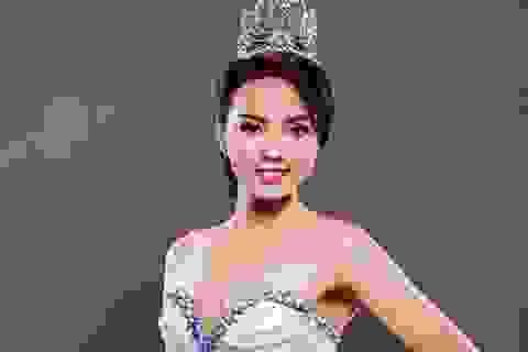 Hoa hậu Kỳ Duyên bị khiển trách, cấm xuất hiện tại Hoa hậu Việt Nam 2016