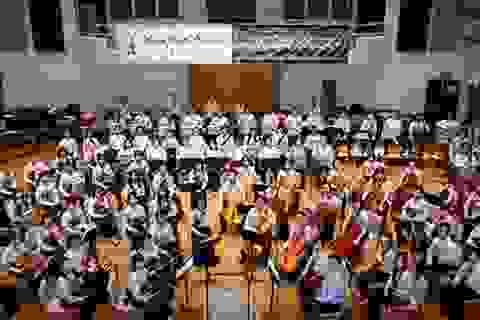 Tài năng âm nhạc trẻ châu Á biểu diễn tại Hà Nội