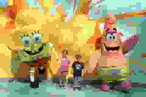 """Ngôi sao hoạt hình """"huyền thoại"""" Spongebob và Patrick đến Việt Nam"""
