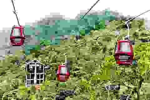 Đồng thuận ý kiến xây dựng hai tuyến cáp treo mới ở Yên Tử