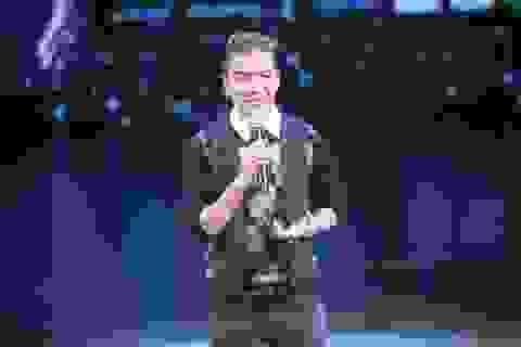 Mr Đàm chỉn chu chuẩn bị cho show diễn lớn