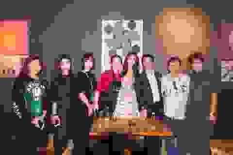 Dustin Nguyễn - Bebe Phạm gây chú ý tại LHP Kim Kê Bách Hoa