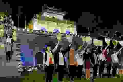 Hé lộ những hình ảnh đầu tiên trong Festival Áo dài Hà Nội 2016