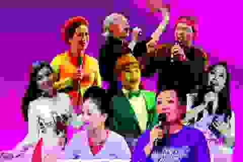 NSND Thu Hiền sẽ biểu diễn với nghệ nhân Ví, Giặm 85 tuổi