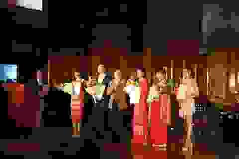 Trao 5 Huy chương Vàng, 8 Huy chương Bạc cho các tài năng âm nhạc