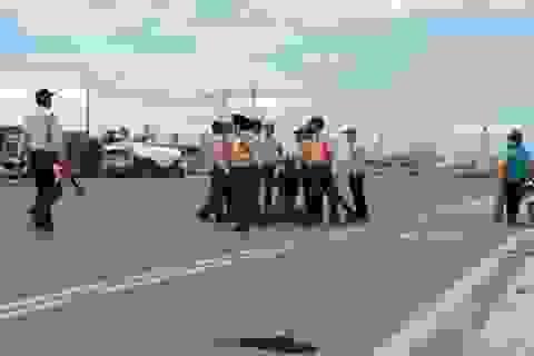 Vụ bảo vệ Formosa đánh một thanh niên: Đã xử lý cả hai bên