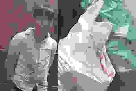 Mang 70kg pháo từ Quảng Bình ra Hà Tĩnh tiêu thụ