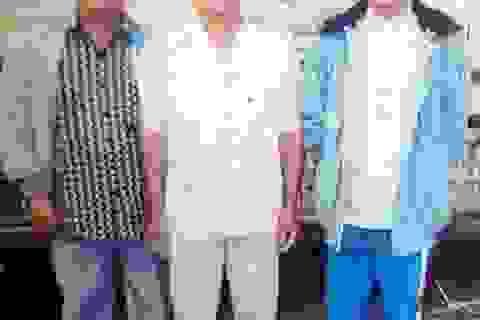 """Người lính trở về từ Lào sau 40 năm làm """"liệt sĩ"""""""