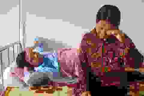 Thương người mẹ nghèo bệnh tật nuôi hai con trọng bệnh