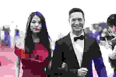 Chùm ảnh nghệ sĩ trên thảm đỏ LHP Quốc tế Hà Nội