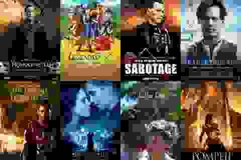 """Những bộ phim """"bom xịt""""… thảm nhất năm 2014"""