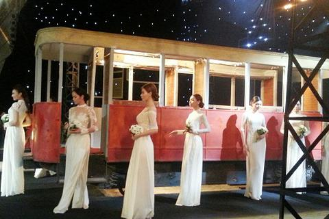 Chuyến tàu tình yêu - VTVcab đón chào năm 2015