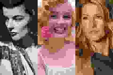 Chuẩn đẹp đối với hình thể phụ nữ thay đổi như thế nào trong 100 năm?
