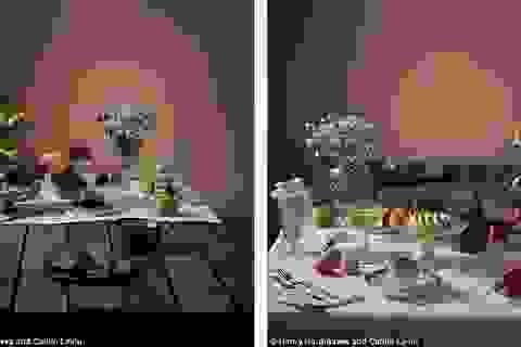 Bộ ảnh kể về sự khác biệt trong bữa ăn của kẻ giàu, người nghèo