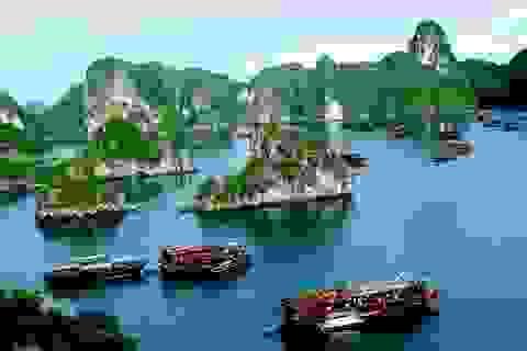 Vịnh Hạ Long lọt top cảnh quan núi đá đáng kinh ngạc nhất thế giới