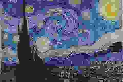 """Lý giải bí ẩn trong bức """"Đêm đầy sao"""" của Van Gogh"""