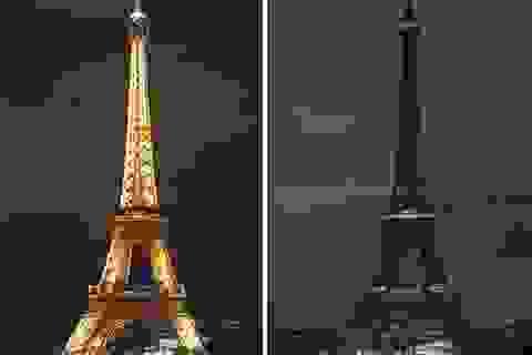 """Hình ảnh thế giới """"tắt đèn"""" vì tương lai xanh"""