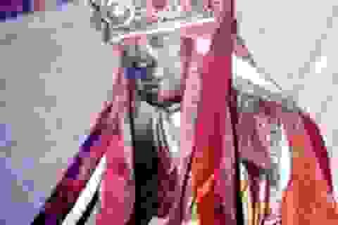 Trung Quốc đòi trả lại tượng Phật 1.000 năm tuổi có xác ướp bên trong